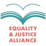 The logo of the new alliance, representing laws becoming free